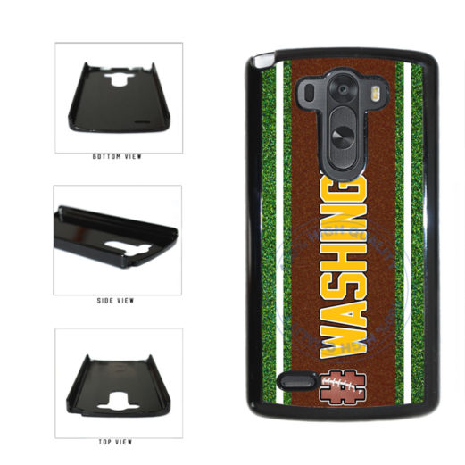 Hashtag Washington #Washington Football Team Plastic Phone Case Back Cover For LG G4 H815 includes BleuReign(TM) Cloth and Warranty Label