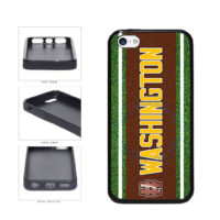 Hashtag Washington #Washington Football Team TPU Rubber SILICONE Phone Case Back Cover For Apple iPhone 5c includes BleuReign(TM) Cloth and Warranty Label