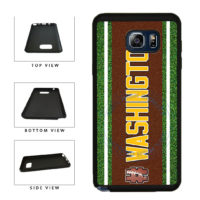 Hashtag Washington #Washington Football Team TPU RUBBER SILICONE Phone Case Back Cover For Samsung Galaxy Note V 5 N920 includes BleuReign(TM) Cloth and Warranty Label