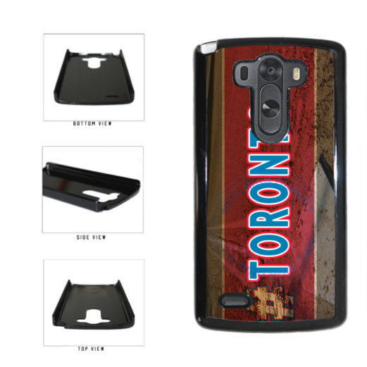 Hashtag Toronto #Toronot Baseball Team  Plastic Phone Case Back Cover For LG G3 D855 includes BleuReign(TM) Cloth and Warranty Label