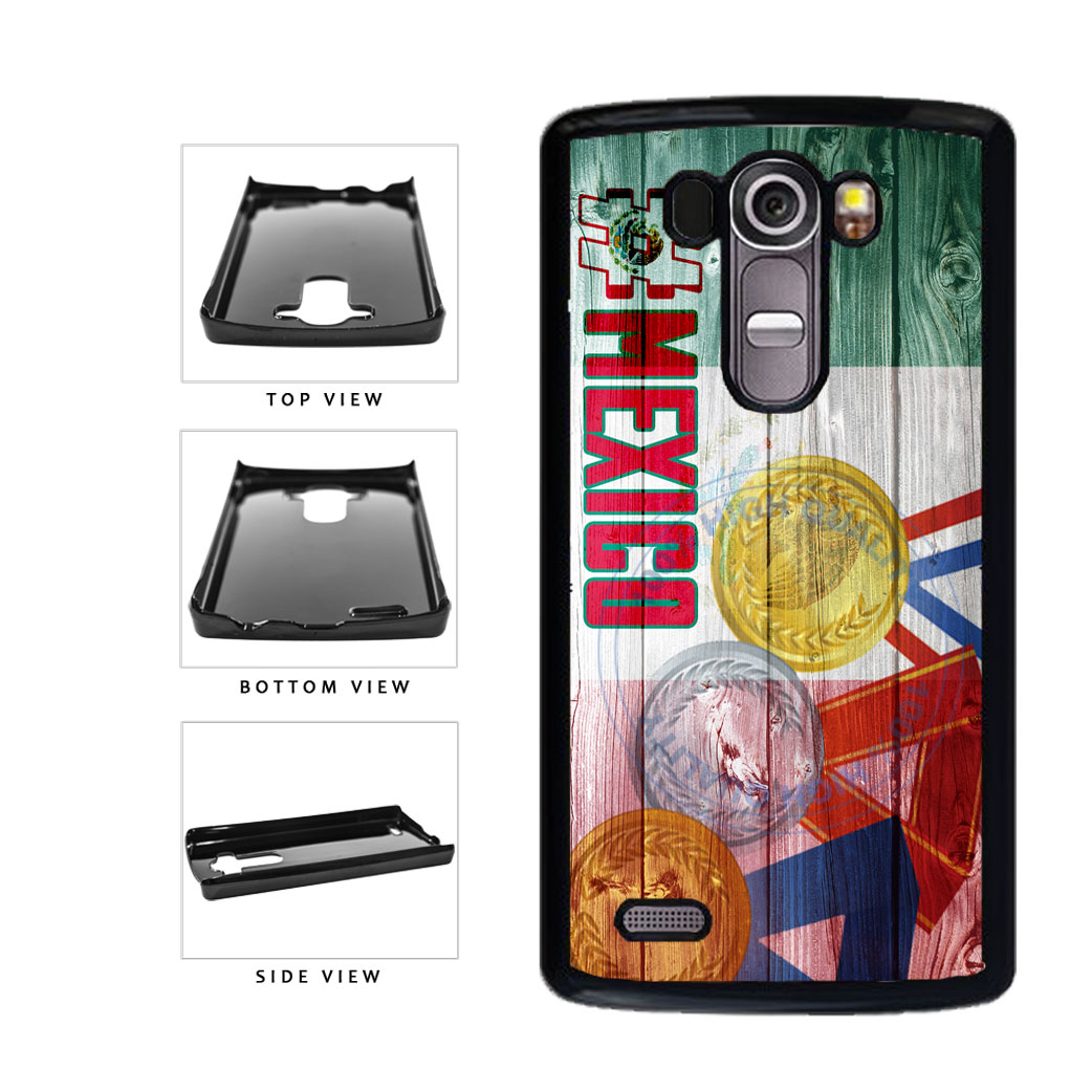 Sport Games Hashtag Team Mexico #Mexico Plastic Phone Case Back Cover For LG G4 H815 includes BleuReign(TM) Cloth and Warranty Label