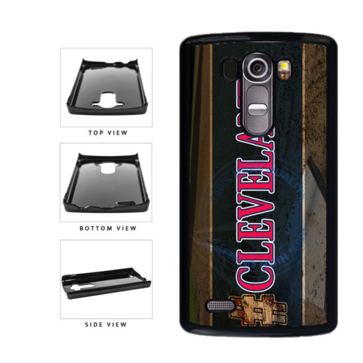Hashtag Cleveland #Cleveland Baseball Team  Plastic Phone Case Back Cover For LG G4 H815 includes BleuReign(TM) Cloth and Warranty Label