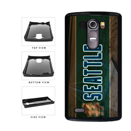 Hashtag Seattle #Seattle Baseball Team  Plastic Phone Case Back Cover For LG G4 H815 includes BleuReign(TM) Cloth and Warranty Label