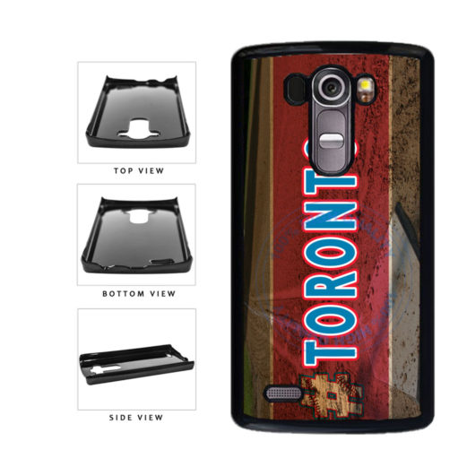 Hashtag Toronto #Toronot Baseball Team  Plastic Phone Case Back Cover For LG G4 H815 includes BleuReign(TM) Cloth and Warranty Label