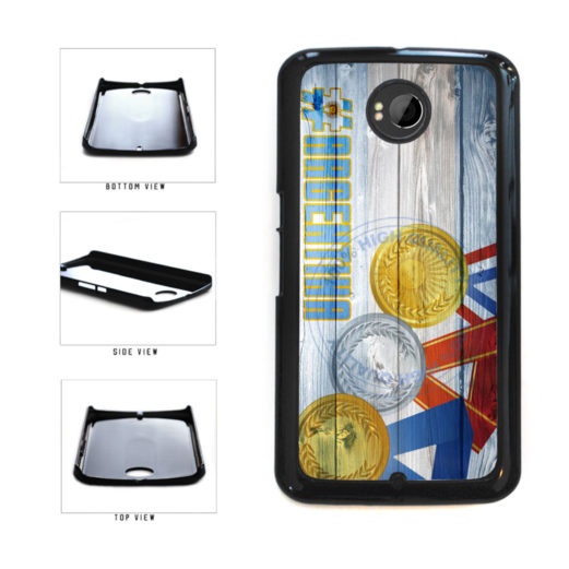 Sport Games Hashtag Team Argentina #Argentina Plastic Phone Case Back Cover For Google Nexus 6 includes BleuReign(TM) Cloth and Warranty Label
