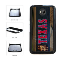 Hashtag Texas #Texas Baseball Team  Plastic Phone Case Back Cover For Google Nexus 6 includes BleuReign(TM) Cloth and Warranty Label
